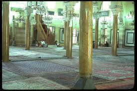 InteriorMezquita